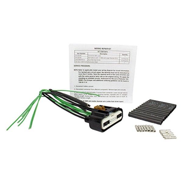 Motorcraft® WPT1446 - Windshield Wiper Motor ConnectorCARiD.com