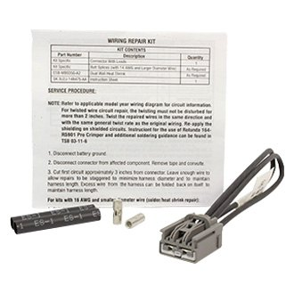 Motorcraft® WPT1486 - HVAC Variable Speed Blower Controller Module Connector