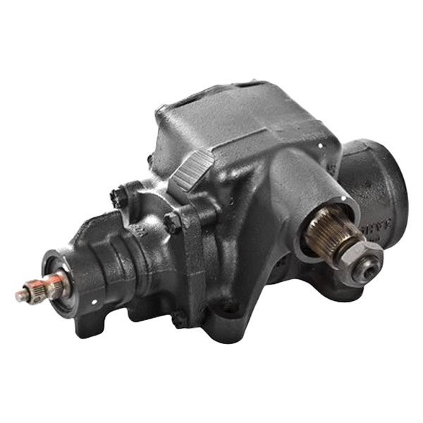 Ford Steering Parts : Motorcraft ford f steering gear box