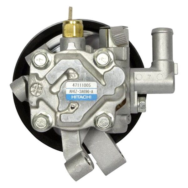 Motorcraft ford fusion 2010 power steering pump for Ford motor company warranty information