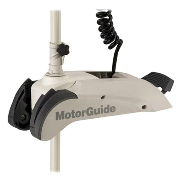 Motorguide xi5 saltwater bow mount trolling motor for Motorguide trolling motor reviews
