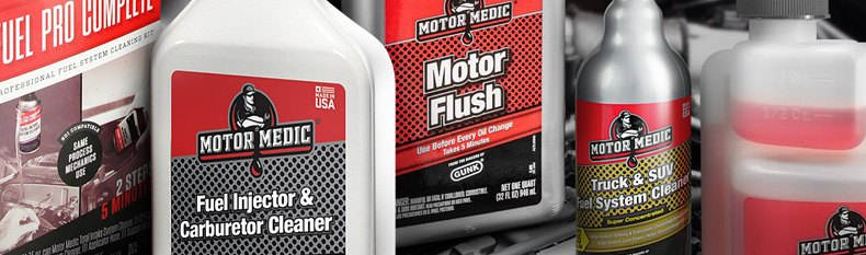 Motor Medic Automotive Chemicals