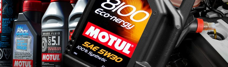 Motul Automotive Oils & Lubricants