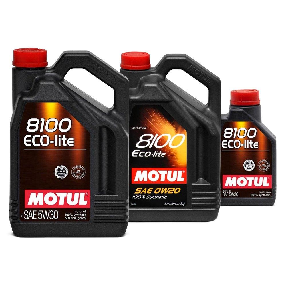 Motul Usa 8100 Synthetic Motor Oil