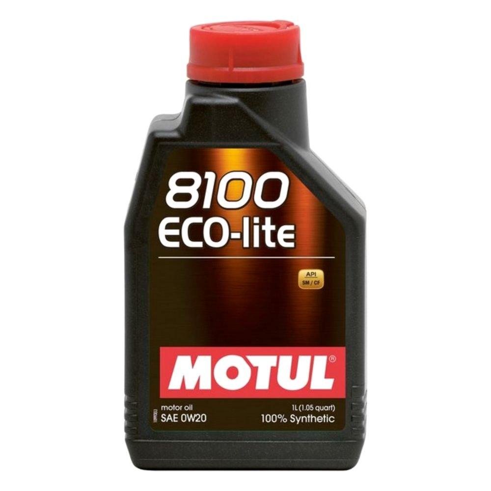 Motul usa 104981 eco lite synthetic sae 0w 20 motor oil for Sae 20 motor oil