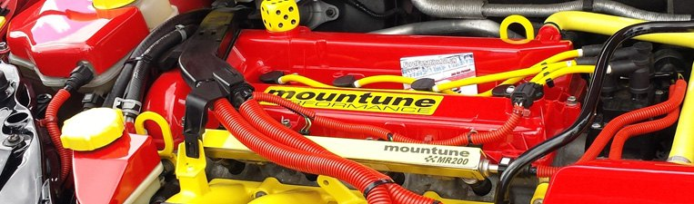 Mountune Performance Upgrades & Engines