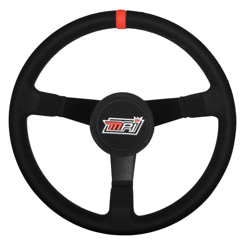 3-Spoke Bandolero Series Steering Wheel