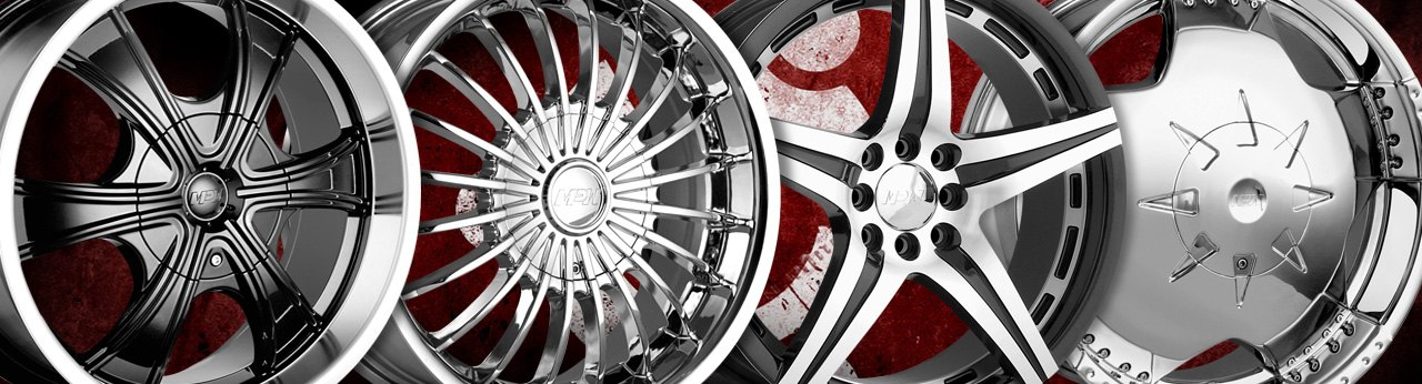 Universal MPW WHEELS & RIMS