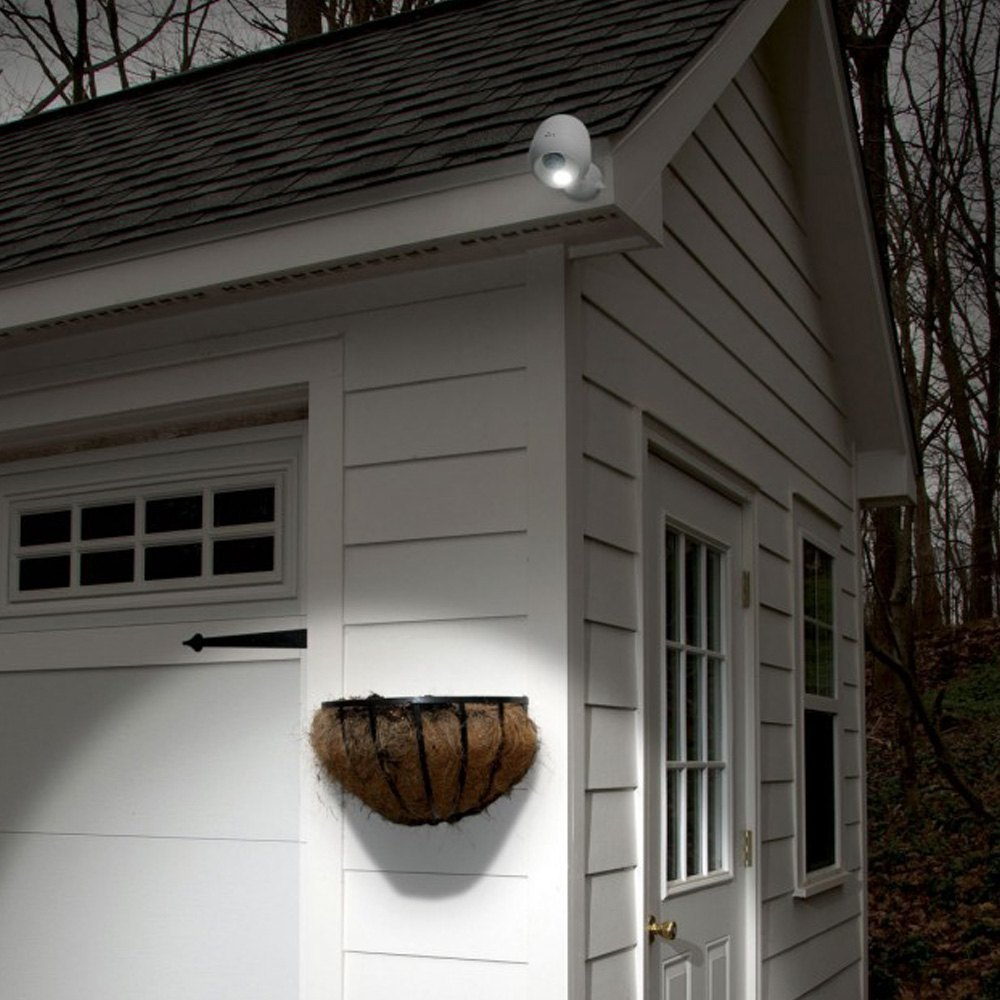Yardbright coupon codes -  Beams 140 Lumens White Led Wireless Motion Sensor