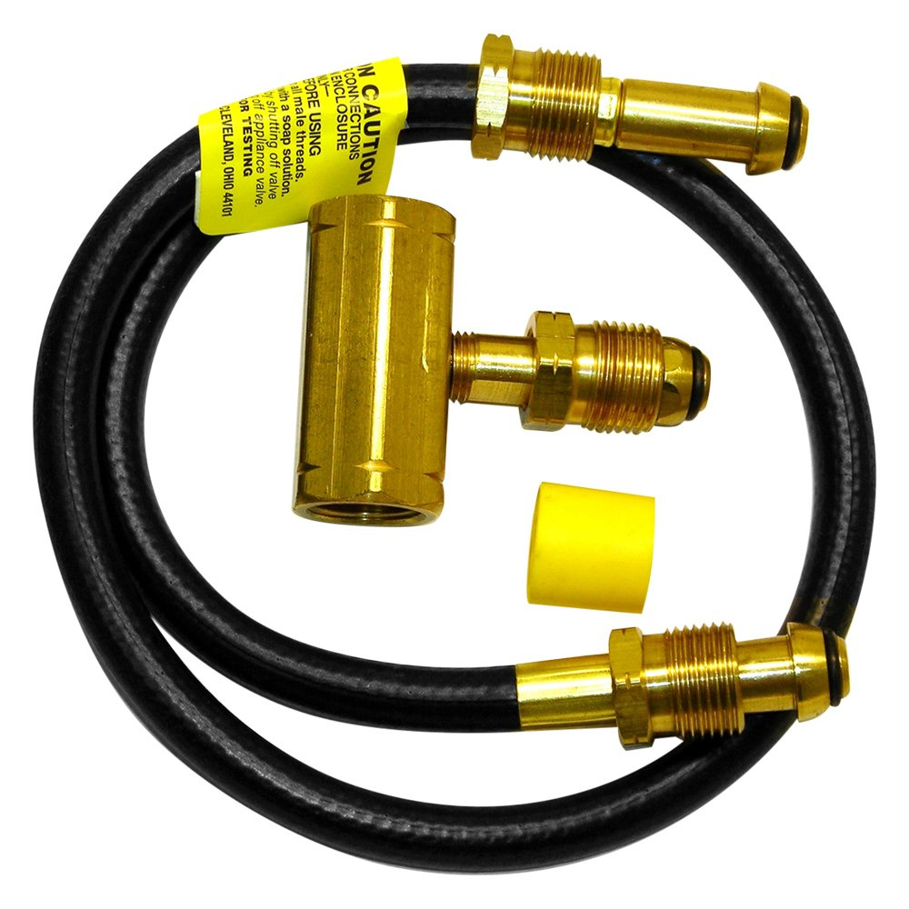 Propane hook up parts