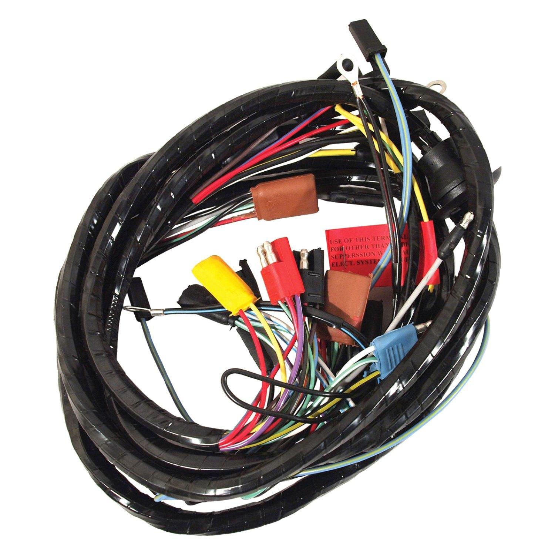 for ford mustang 1967 mr. mustang ma10057 headlight wiring harness   ebay  ebay