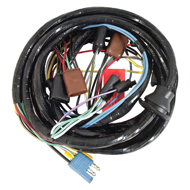 for ford mustang 1967 mr. mustang ma10058 headlight wiring harness   ebay  ebay
