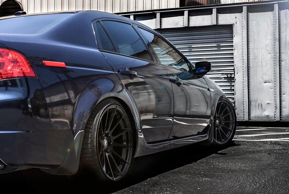 Mrr Gf Black Acura Tl
