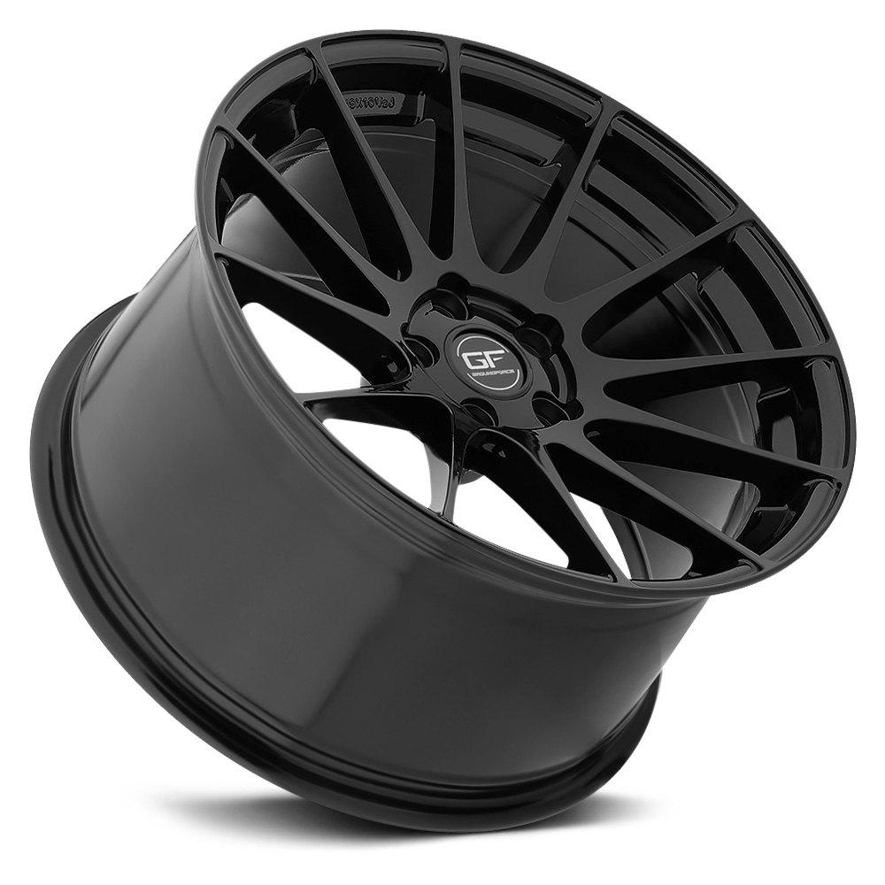 Mrr 174 Gf6 Wheels Black Rims