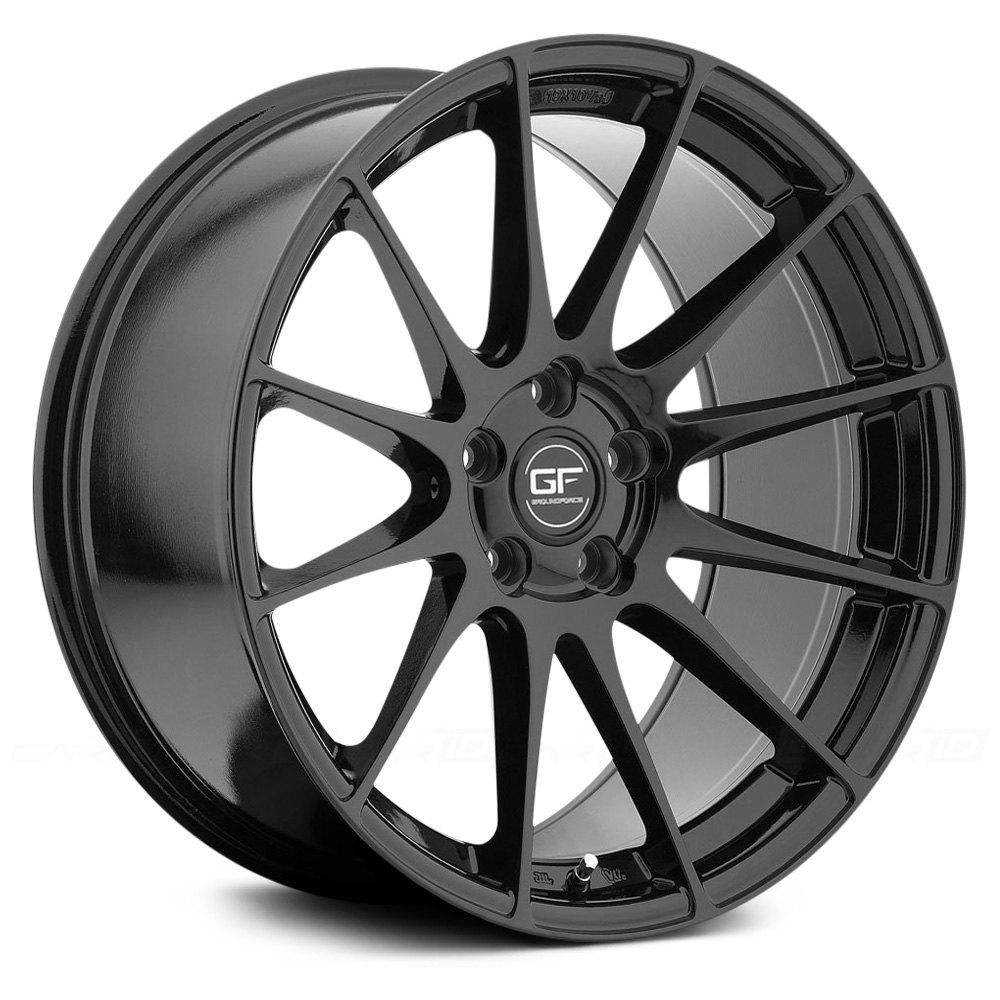 mrr gf6 wheels black rims Rev Up Motors Macomb mrr gf6 black