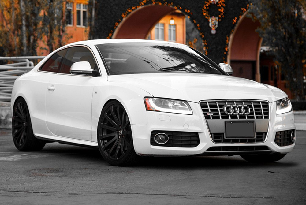 Matte Black Audi >> MRR® HR9 Wheels - Matte Black Rims