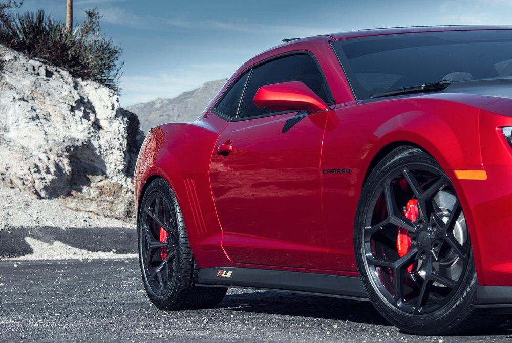 MRR® M228 Wheels - Black Rims