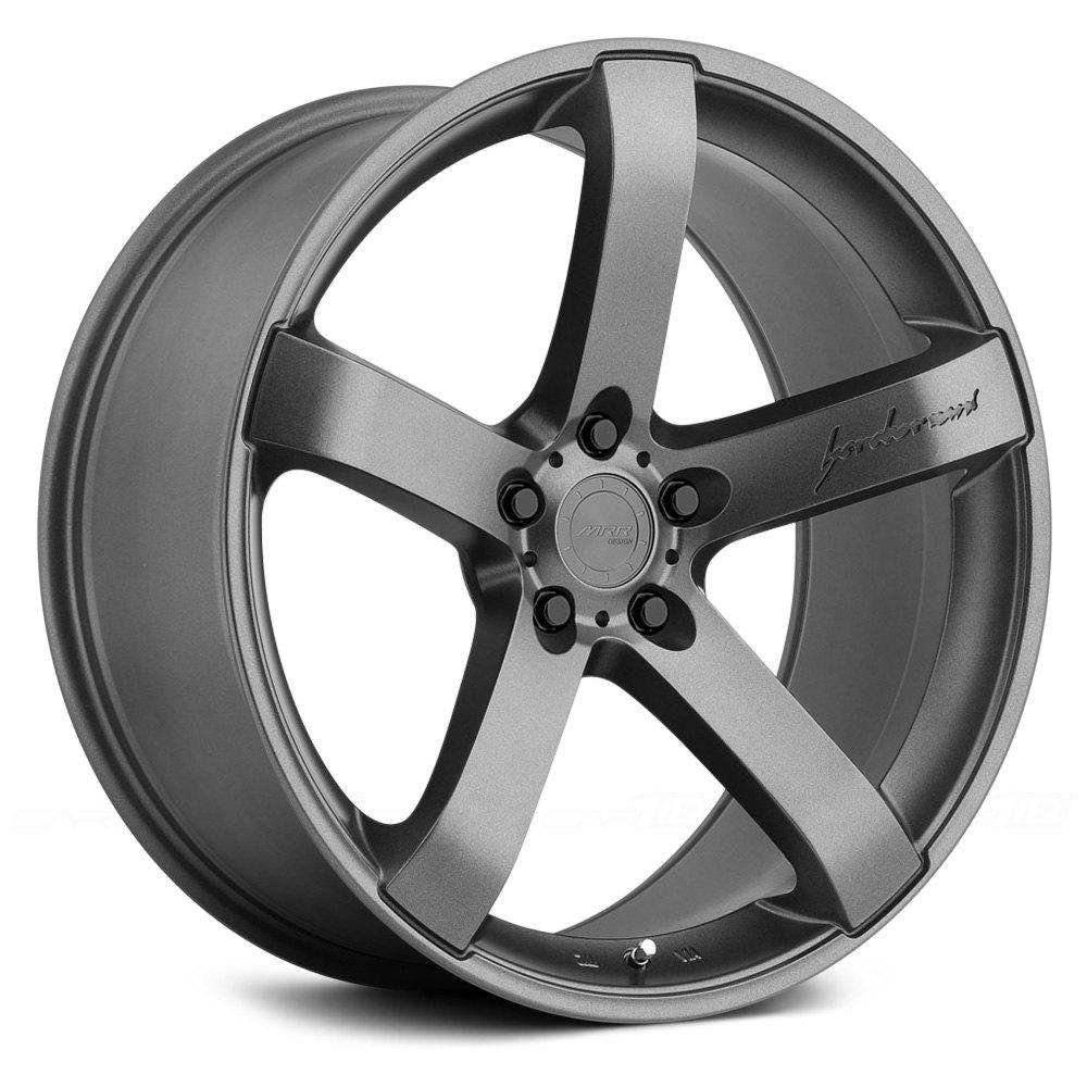 Mrr 174 Vp5 Wheels Gunmetal Rims