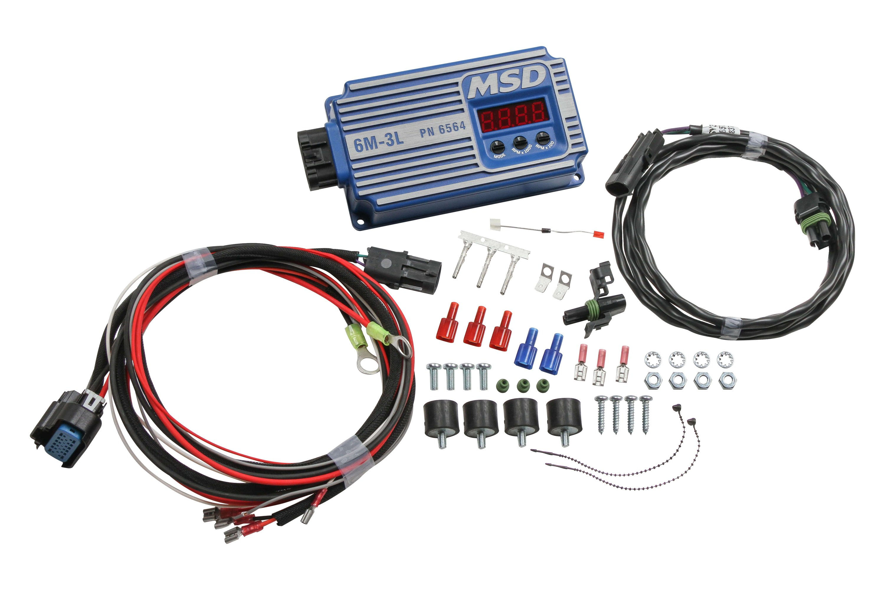 MSD 83648 Ignition Control Module