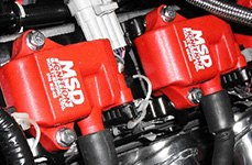 MSD® - Performance Ignition Coils