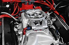 MSD® - Atomic EFI LS System on Chevrolet Chevelle