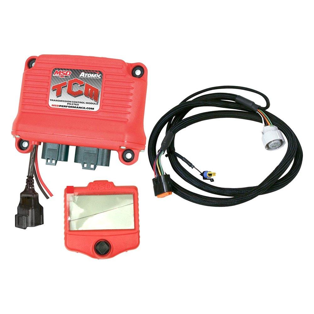 2760 msd® 2760 atomic trans controller