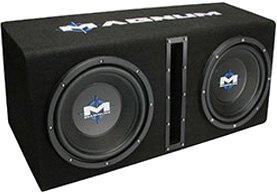 MTX Audio - Subwoofers Information - Important!