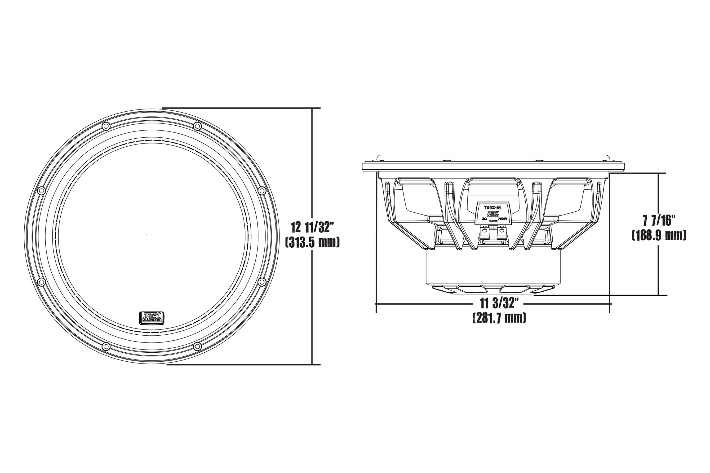 mtx dvc wiring diagram wiring diagram rh a2 ansolsolder co Subwoofer Amp Wiring Diagram Bridge Subwoofer