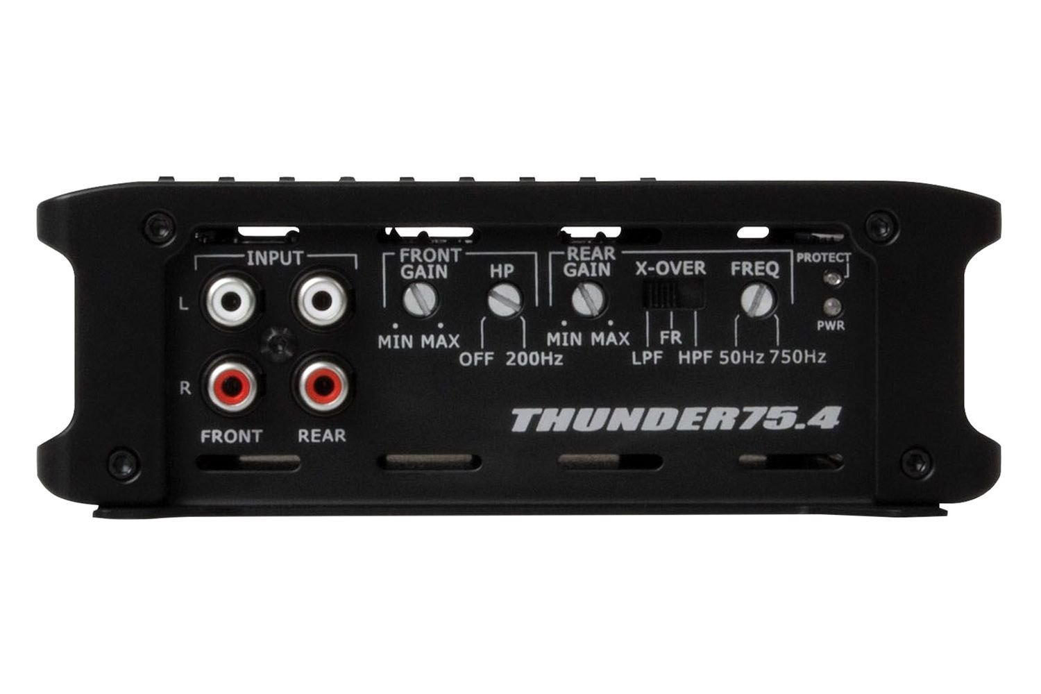 MTX® THUNDER75.4 - THUNDER Series Cl AB 4-Channel 400W Amplifier on 1 ohm stable wiring diagram, box wiring diagram, car stereo wiring diagram, alpine type r wiring diagram, 99 yukon wiring diagram, hid relay wiring diagram, mtx 9500 wiring diagram, alpine type x wiring diagram, rockford wiring diagram, kenwood wiring diagram, amplifier wiring diagram, audiobahn wiring diagram, car amplifier diagram, 5.1 speaker wiring diagram, hifonics wiring diagram, amp installation diagram, car cd player wiring diagram, kicker wiring diagram, subwoofer wiring diagram, mtx amp repair,