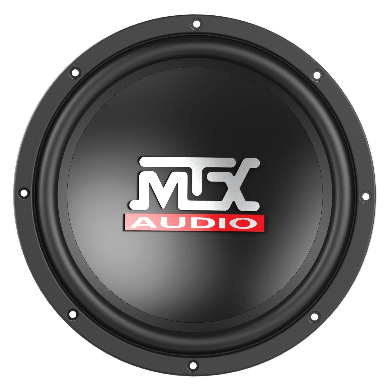 "MTX® TN10-04 - 10"" Terminator Series 300W 4-ohm SVC Subwoofer"