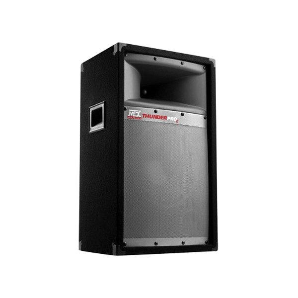 Mtx audio 12 2 way floor standing black professional loudspeaker 8 ohm for 12 floor speakers
