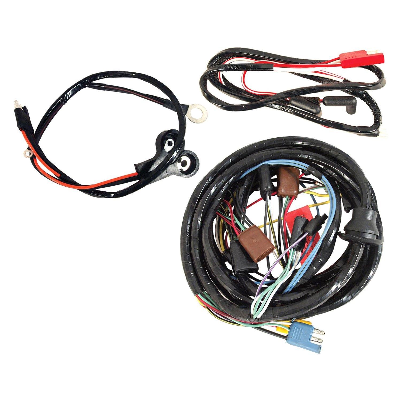 mustang america® - engine wiring harness