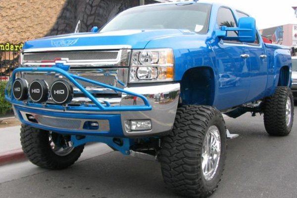 N fab chevy silverado 2011 pre runner style bumper light bar for pre runner style bumper light bar for up to 3x9 round aloadofball Choice Image
