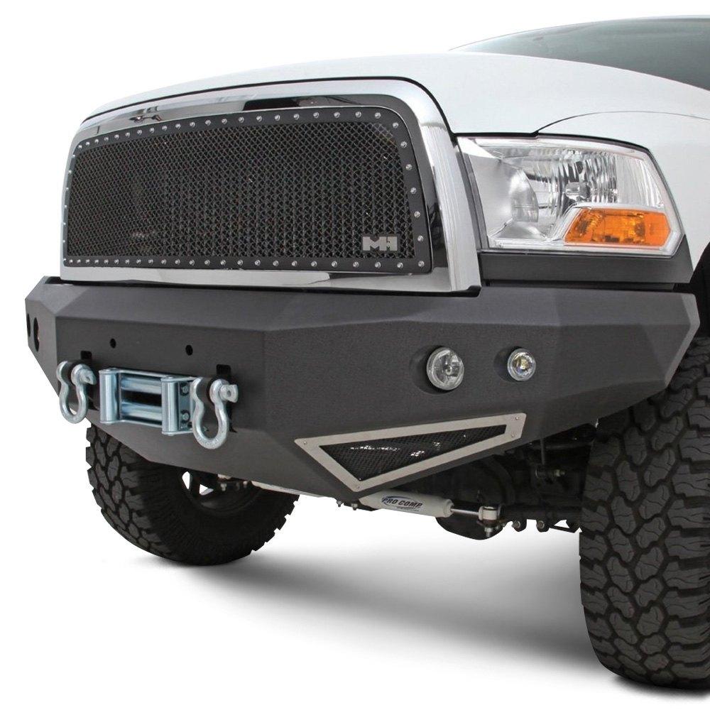 06: Dodge Ram 2500 / 3500 2015 Full Width Black Front