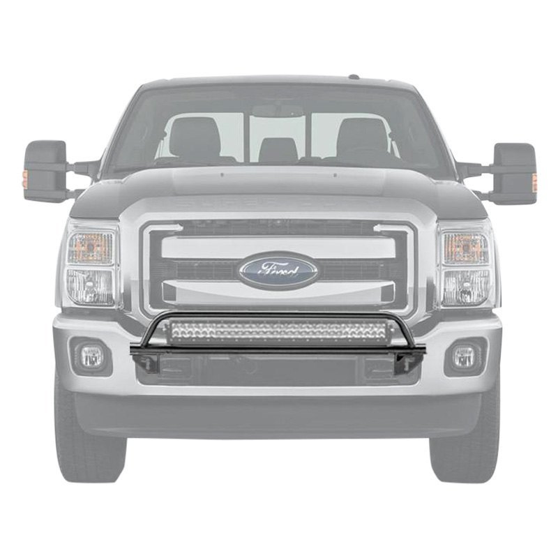 Led Lights In Series: Ford F-250 2011 OR Series Bumper Light Bar For Up