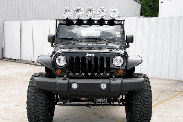 n fab jeep wrangler 3 8l 2007 2011 windshield frame. Black Bedroom Furniture Sets. Home Design Ideas