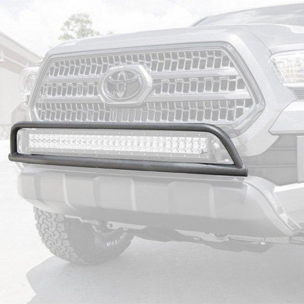 fab or series bumper light bar for up to 30 led light bar. Black Bedroom Furniture Sets. Home Design Ideas