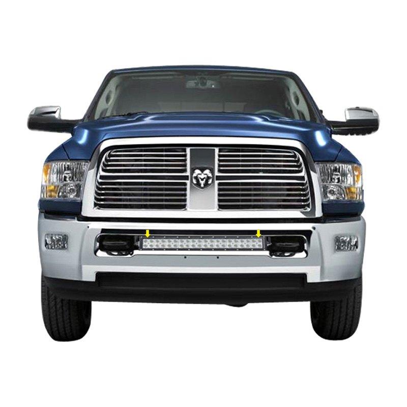 N Fab 174 D0620cmb Dodge Ram 2500 3500 2007 Lbm Bumper