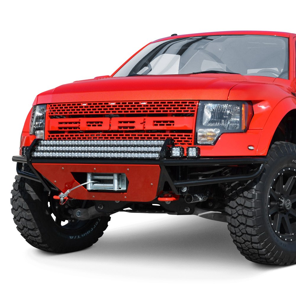 N Fab Bumpers : N fab toyota tundra rsp full width front winch pre