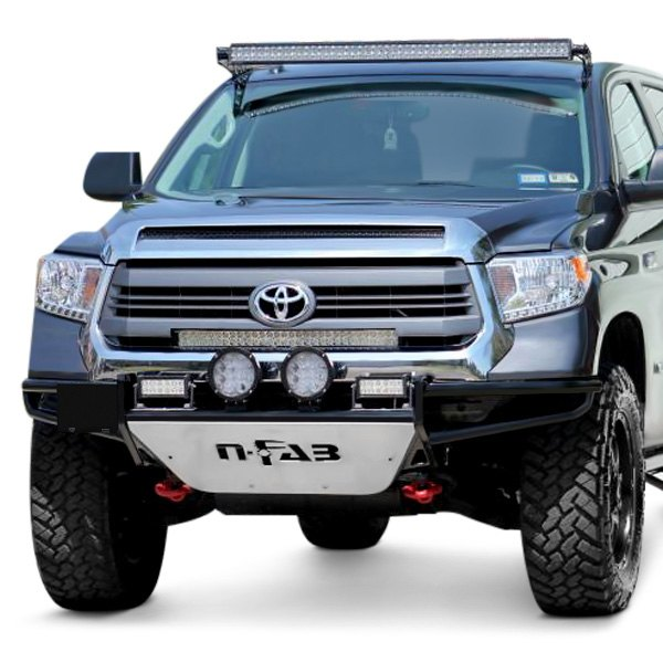 N Fab Bumpers : N fab toyota tundra  rsp full width front pre