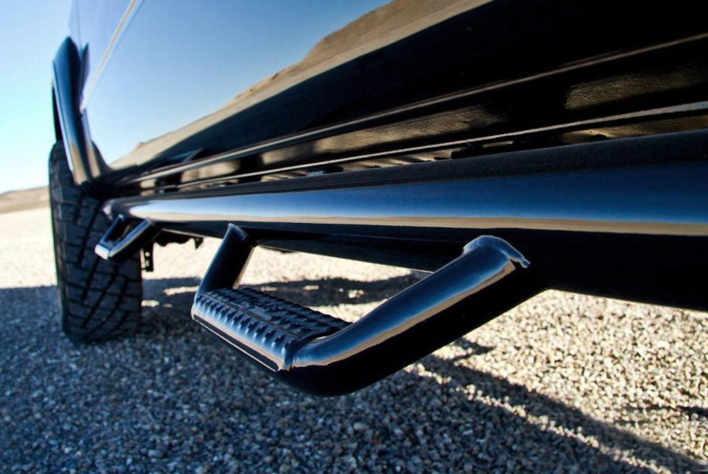 N Fab Nerf Bars Off Road Bumpers Truck Accessories | Autos Post