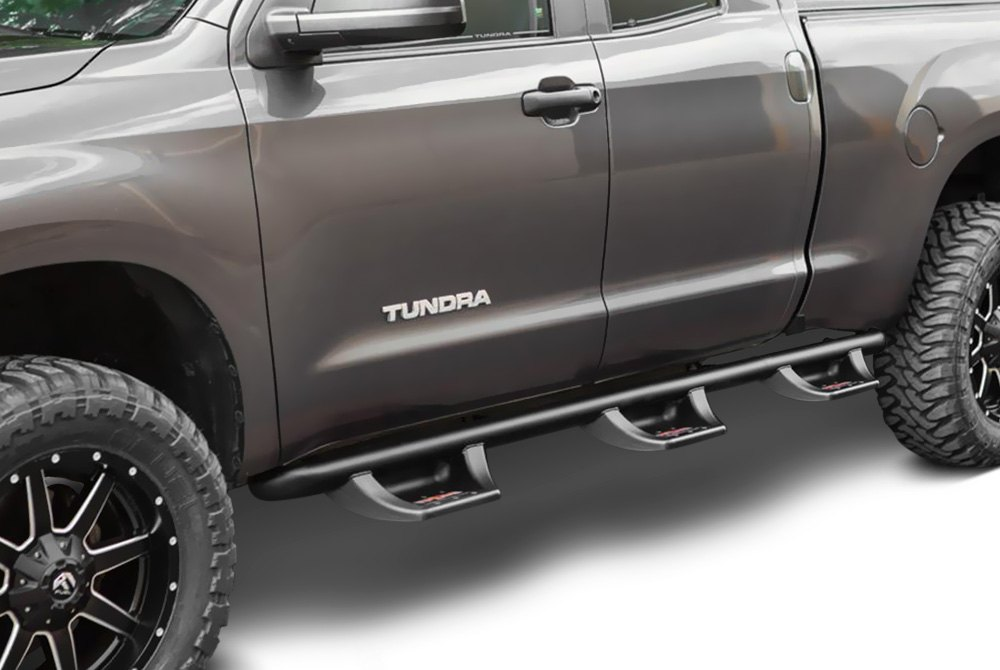 N Fab 174 Nissan Titan 2012 3 Quot N Durastep Wheel To Wheel