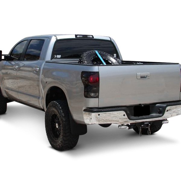 N-Fab® - Toyota Tundra 2007 Spare Tire Rack with Strap