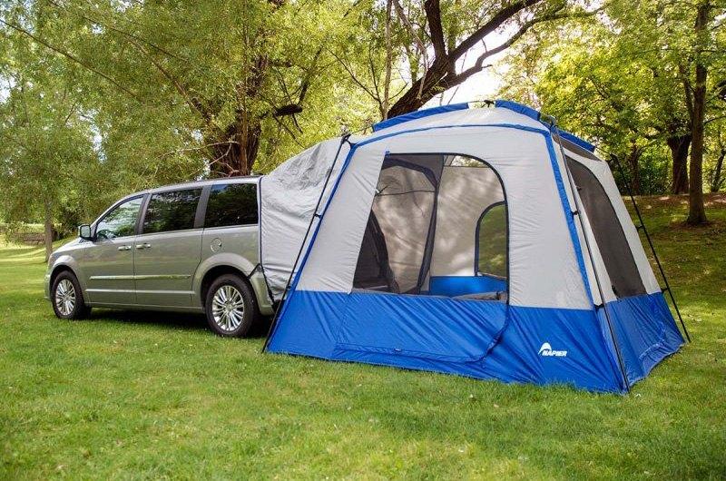 ... Sportz SUV Tent with Screen ... & Napier® - BMW X3 2004-2017 Blue Sportz SUV Tent with Screen Room