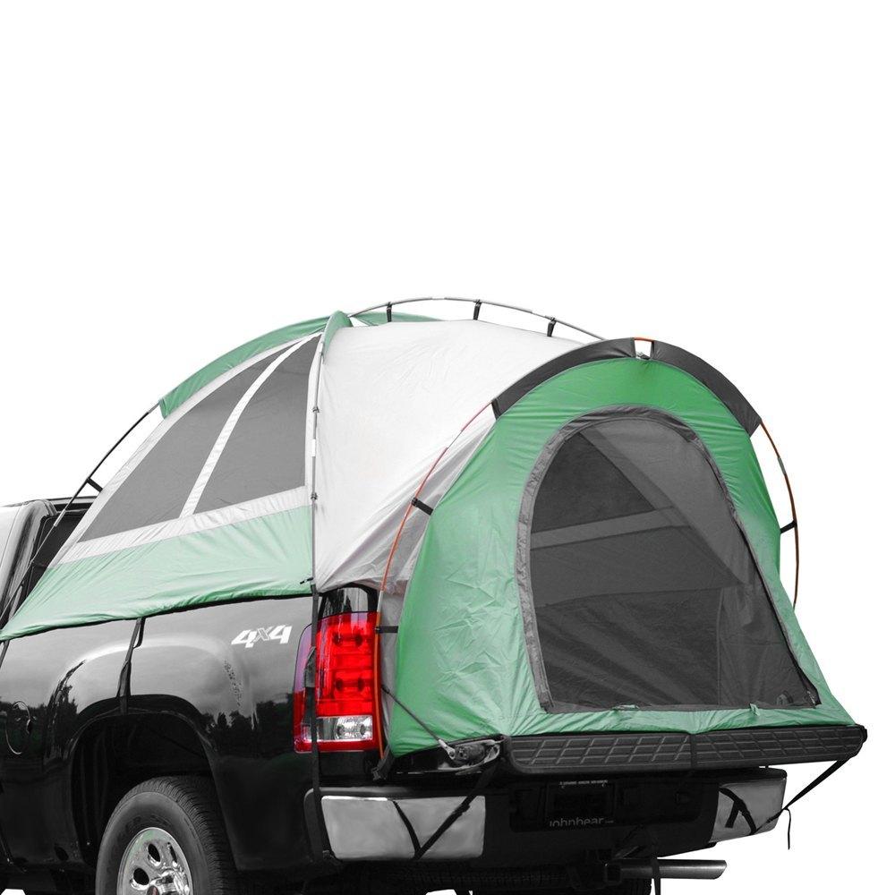 Napier® - Backroadz Truck Tent  sc 1 st  CARiD.com & Napier® - Chevy Silverado 2014-2016 Green Backroadz Truck Tent