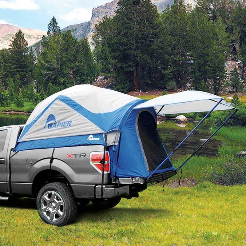 napier ford f 250 1953 2016 sportz truck tent. Black Bedroom Furniture Sets. Home Design Ideas