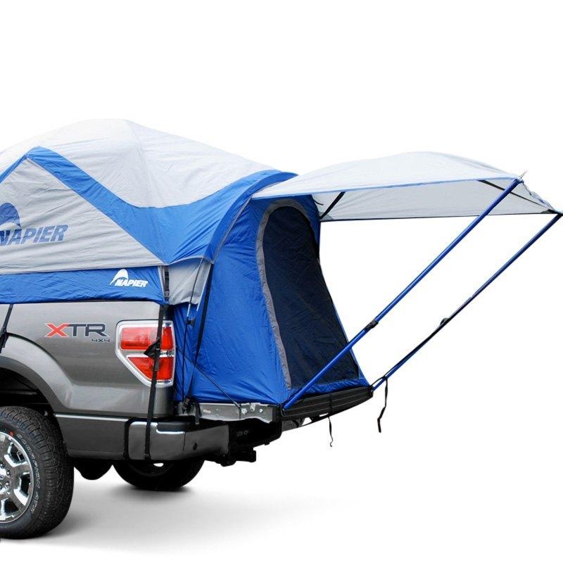 Blue Zr2 Colorado: Chevy Colorado 2004 Blue Sportz Truck Tent