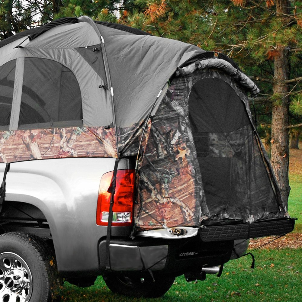Tent Truck Tents : Napier ram  sportz camouflage truck tent