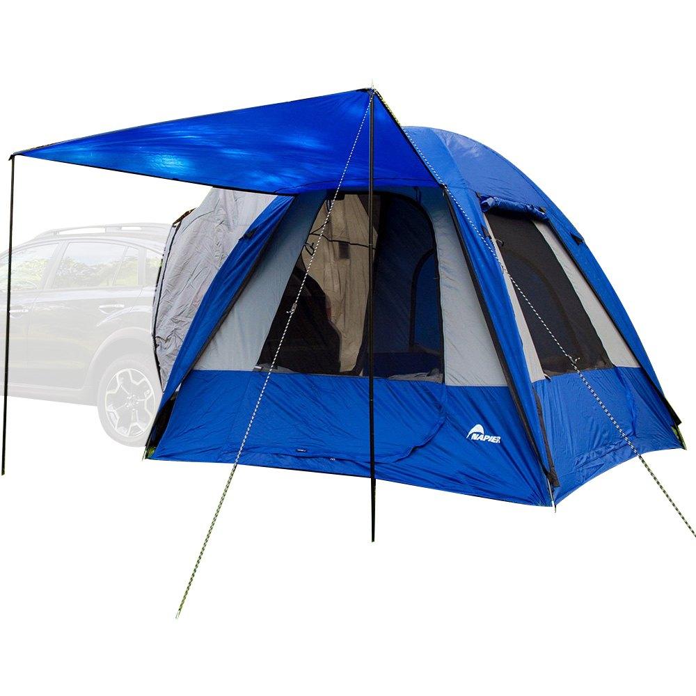 Napier® - Sportz Dome-To-Go Hatchback Tent  sc 1 st  CARiD.com & Napier® - Nissan Juke 2011-2017 Blue Sportz Dome-To-Go Hatchback Tent