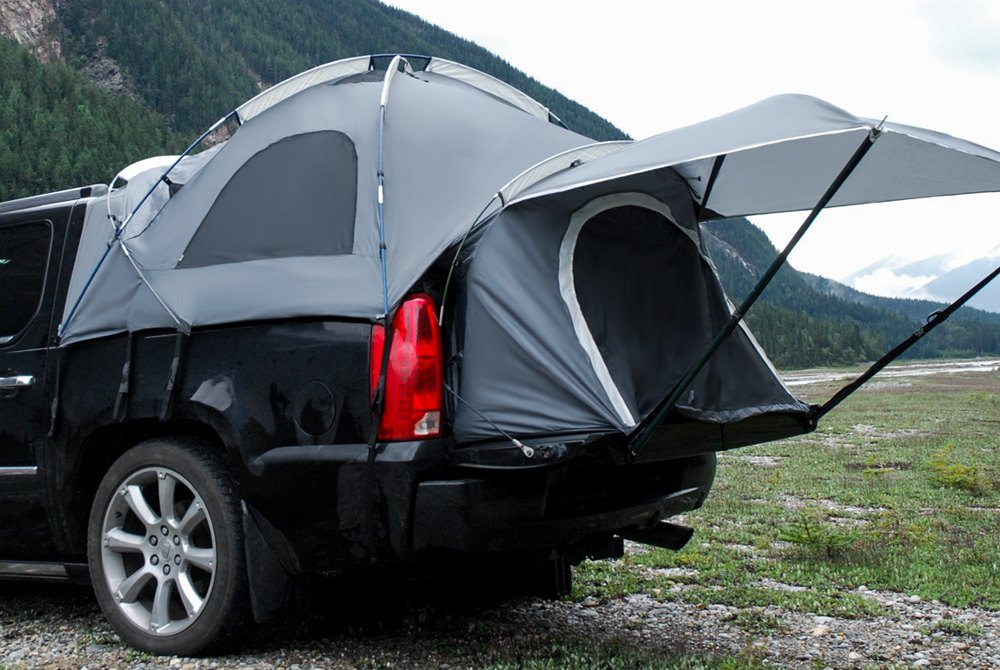 "Napier® - Chevy Avalanche 5' 6"" Bed 2002 Gray Sportz ..."